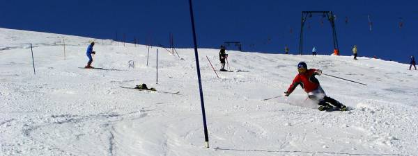 Kaimaktsalan Skiing Center